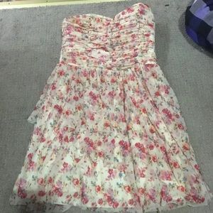 WetSeal floral dress size M